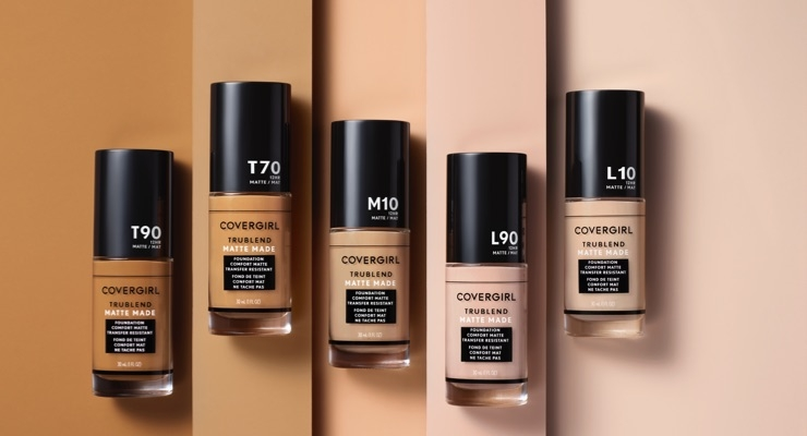 CoverGirl Extends TruBlend Collection