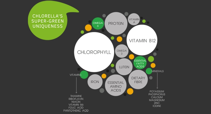 Allmicroalgae Produces Organic Certified Chlorella vulgaris