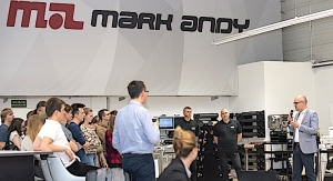 Mark Andy hosts Open House at Warsaw demo center