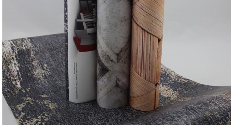Felix Schoeller Showcases Xeikon's Wallpaper Décor at Fespa 2018