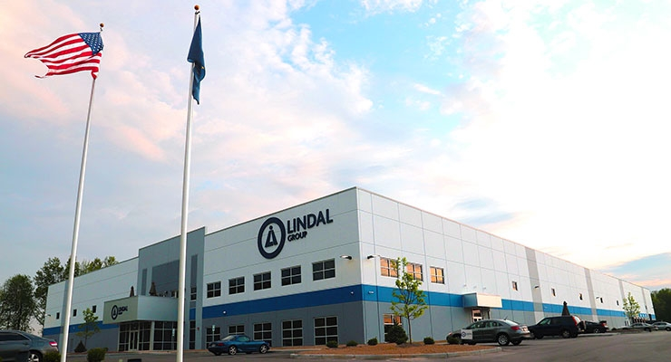 Lindal Group Opens New Indiana Facility