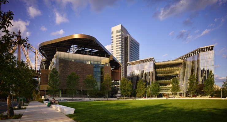 PPG Case Study: The Emma And Georgina Bloomberg Center At