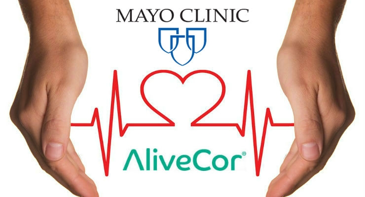 AliveCor and Mayo Clinic Use AI to Spot Invisible Heart Condition