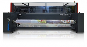 Kreativia Adds EFI VUTEk FabriVU 340i Dye-Sublimation Printer