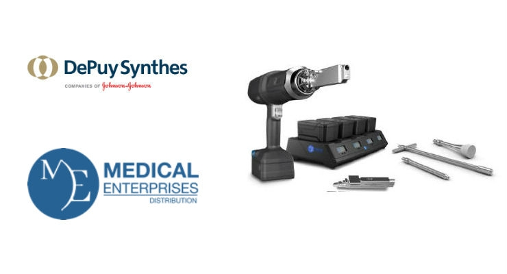 DePuy Synthes Acquires Automated Surgical Impactor for Hip Replacement