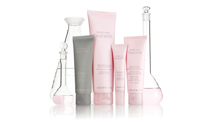Mary Kay's New 3D Approach to Anti-Aging
