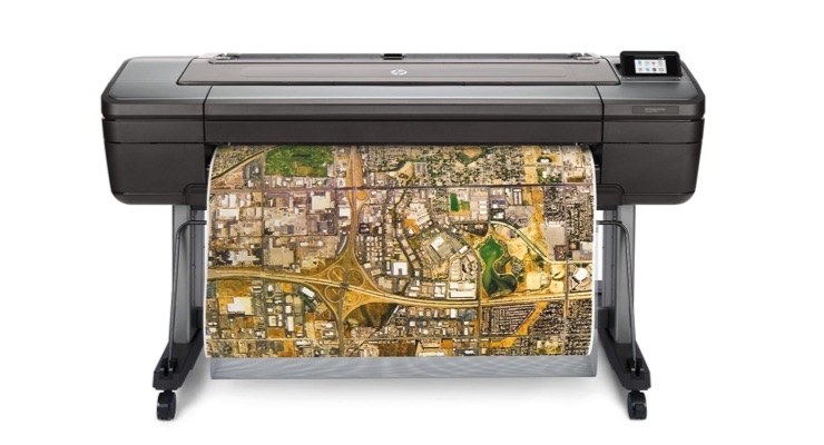 The HP DesignJet Z Printer series will debut at FESPA 2018. (Source: HP)