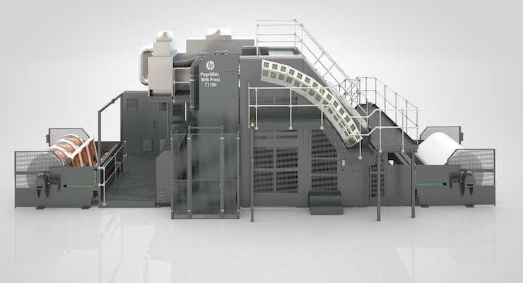 HP Launches New PageWide Presses for