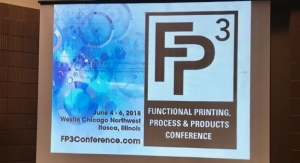 SGIA's FP3 Conference to Examine Functional Printing