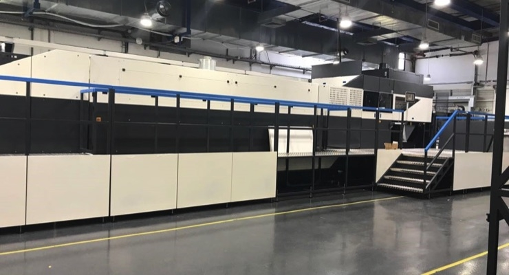 Italy's LIC Packaging Adds HP PageWide C500 Press for Food-safe Digital Corrugated Packaging