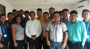 Harper Corp. donates to nonprofit flexo training program in El Salvador