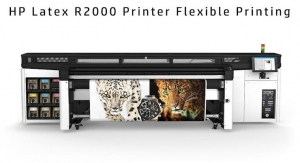 Introducing the New HP Latex R2000 Printer