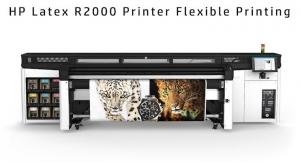 Introducing the New HP Latex R2000 Printer