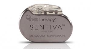 LivaNova Receives CE Mark for VNS Therapy SenTiva Generator