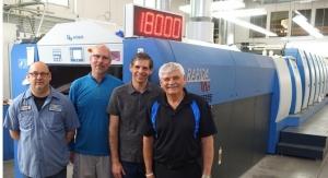 Brown Printing Adds Koenig & Bauer Rapida 106