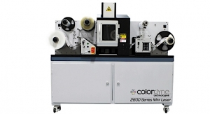 Colordyne Technologies launches laser finishing system