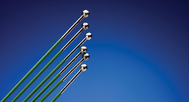 Coated PTFE Pull Wire. Image courtesy of Precision Coating.