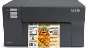 Primera introduces LX910 color label printer