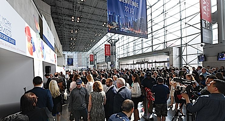 Record attendance at NYSCC Suppliers