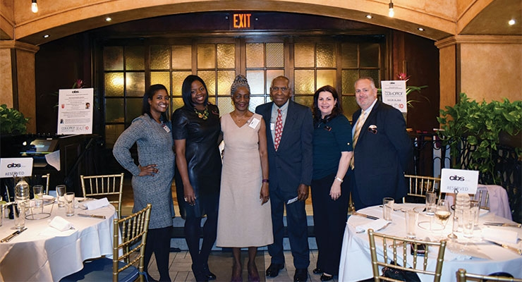 CIBS Presents Memorial Scholarship at New Member Luncheon