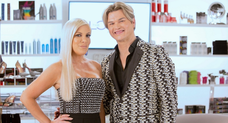 Beauty Experts To Be Featured on Tori Spelling