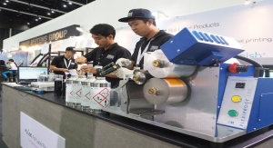 Pulse Roll Label Showcases Products at Inaugural Labelexpo Southeast Asia