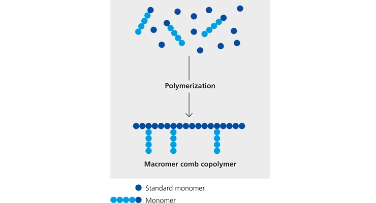 Figure 1b. Macromonomer technology.