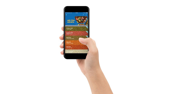 Merck KGaA, Darmstadt, Germany Digital Color Card App: Effect Pigments Go Digital