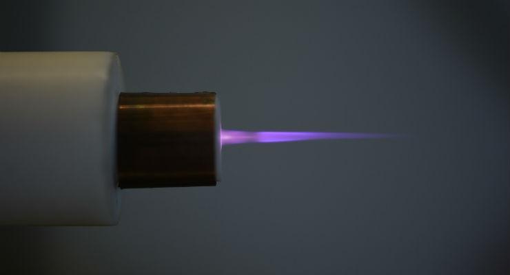 Using DC Voltage Cold Plasma to Sterilize Medical Tools