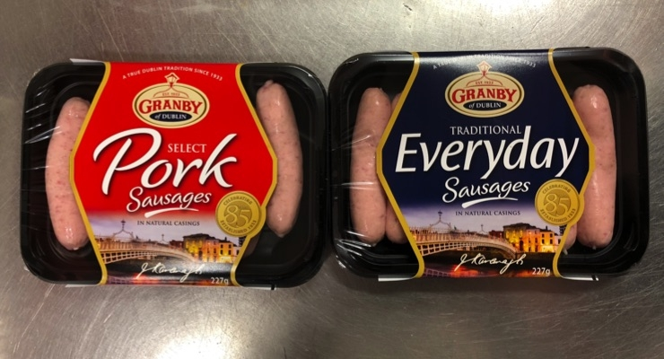 Sausage brand goes linerless with Ravenwood