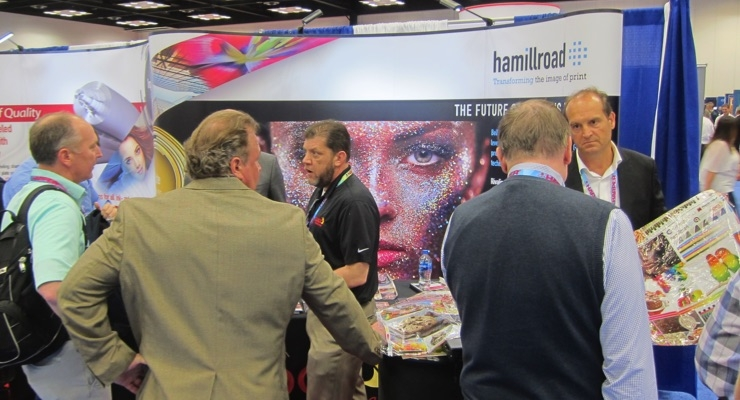 Hamilroad Software, winner of a 2018 FTA Technical Innovation Award, drew lots of interest at INFOFLEX.