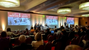 EDANA Holds Symposium in Rome