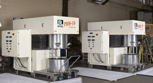 ROSS Offers Custom PDM-10 with Additional Disperser