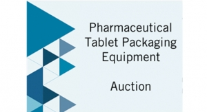 Pharmaceutical Tablet Packaging Equipment Auction