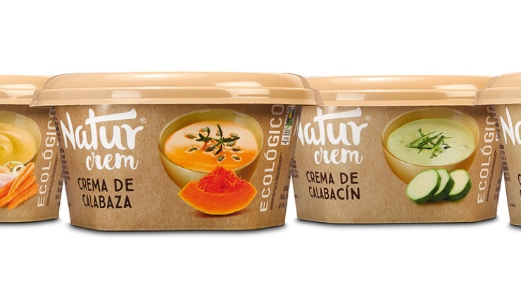 In-mold label enhances shelf-life for single-serving soup