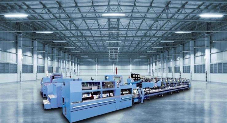 Allen Press Installs World's Fastest Stitcher