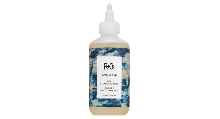 R+Co features trendy designs on its labels.