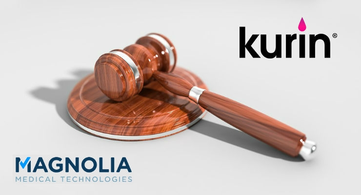 Kurin Sues Magnolia Medical for Misleading Consumers About FDA Clearance and Efficacy