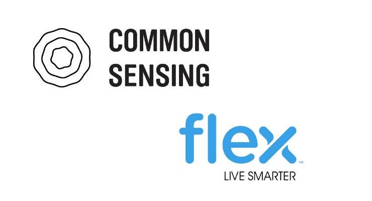 Common Sensing Enters Design Service Agreement with Flex