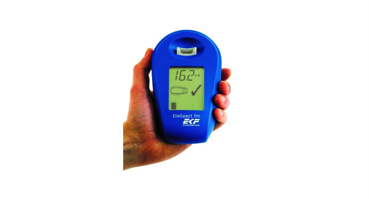 EKF Secures FDA Clearance for DiaSpect Tm POC Hemoglobin Analyzer