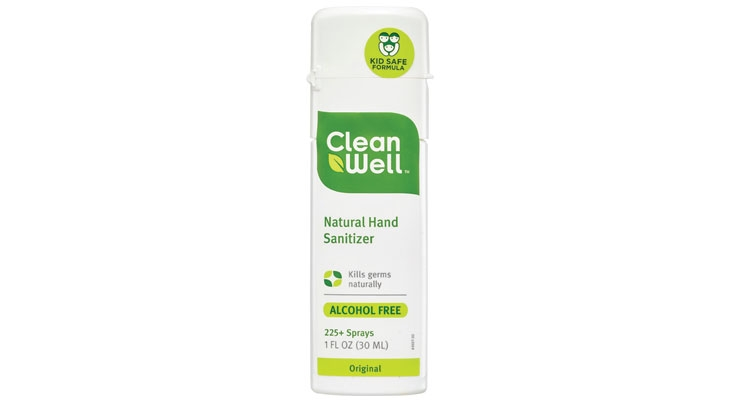 Hand sanitizer is a key business for CleanWell.