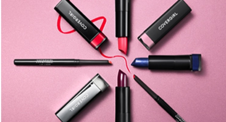 CoverGirl Rolls Out New Lipstick Line