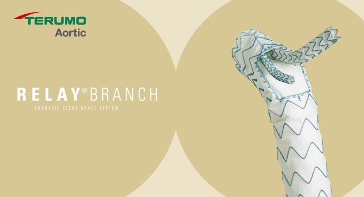 Terumo Aortic Announces First Implants of the RelayBranch Thoracic Stent-Graft System