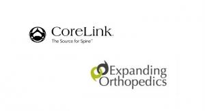 CoreLink Acquires Israeli Firm Expanding Orthopedics Inc.