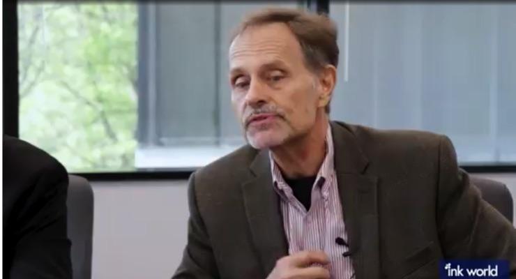 Ink World Video: NAPIM's George Fuchs Discusses NPIRI Summer Course