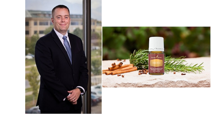Young Living Promotes New CFO