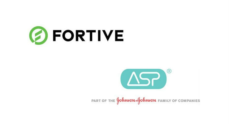 Fortive Bids $2.7 Billion for J&J