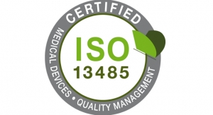 Modulated Imaging Receives ISO 13485 Certification