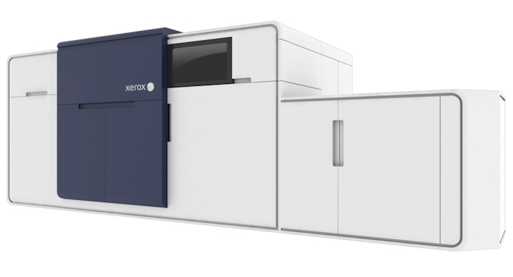 Arista Information Systems Adds Xerox Rialto Inkjet Presses