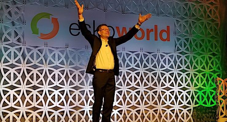 EskoWorld 2018 hits San Antonio